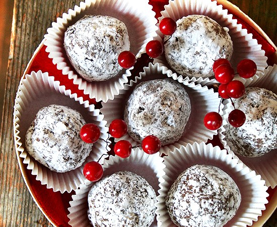 Christmas Treats for Giving or Eating!