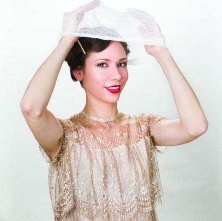 Protecting my clothes with Garment Saver's Makeup Guard