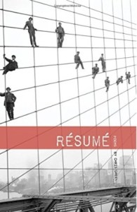 Resume, book cover by Chris Green