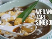 Resep Wedang Tape Singkong