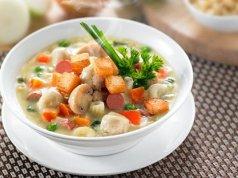 Resep Sup Seafood