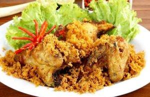 Resep Ayam Goreng Kremes