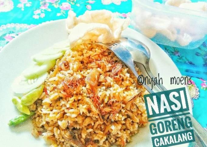 Resep Nasi Goreng Cakalang