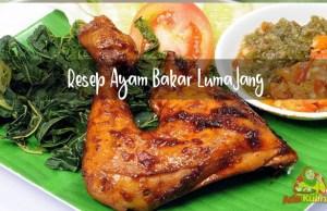 Resep Ayam Bakar Lumajang