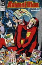 Image result for Crisis II Animal Man