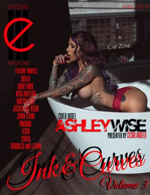 EPITOME Magazine: INK & CURVES VOL.3
