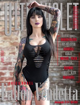 ULTRAVIOLET Magazine: June 2019