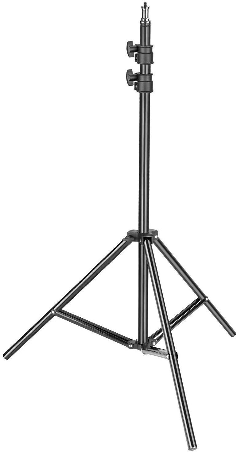 Neewer Heavy Duty Light Stand, 3-6.5 feet/92-200 cm