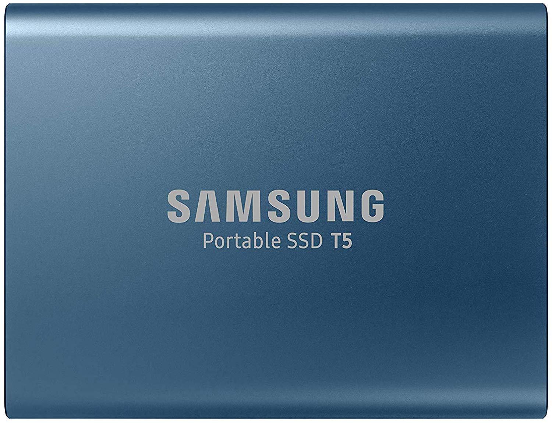 Samsung Portable SSD T5 500 GB USB 3.1 External SSD