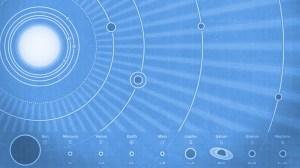 Solar System Wallpaper Cool by Adam Dorman  Digital Artist