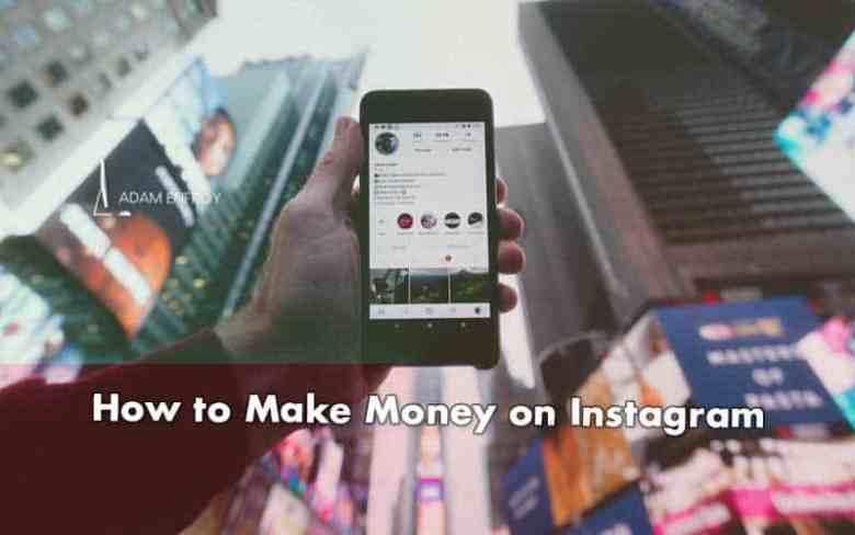 Modi come fare soldi su Instagram