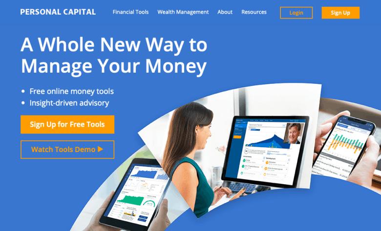 Home page del capitale personale