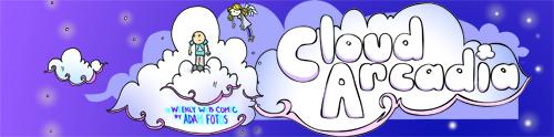 Cloud Arcadia Website