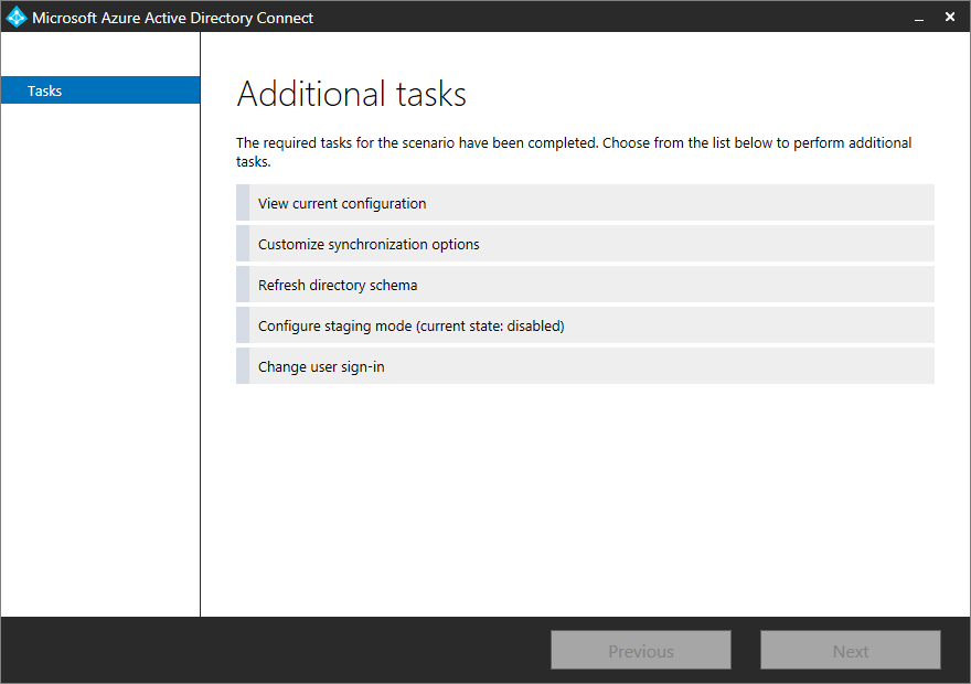 Azure AD Connect Pass-Through Authentication Tips