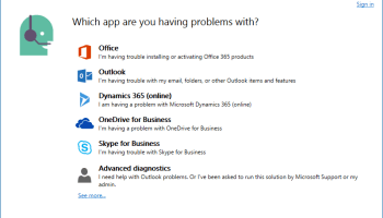 Outlook 2013 & 2016 Blank Screens and Crashing