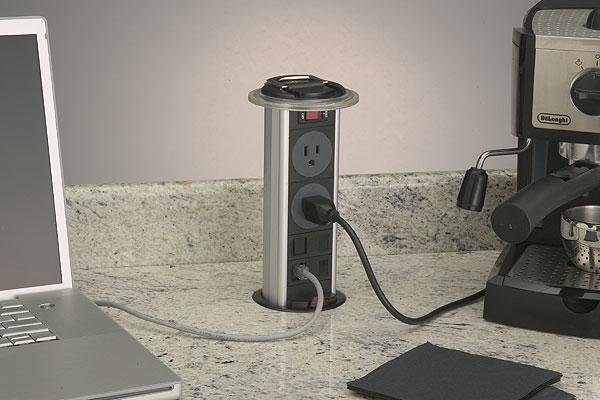 pop up outlet