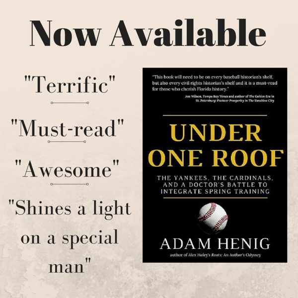 """Under One Roof"" available + ""Roots"" remake begins Memorial Day"