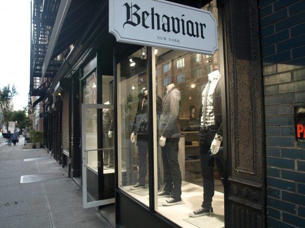 Behaviour New York 1