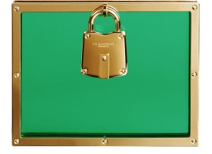 Burberry Prorsum KellyGreen Clutch