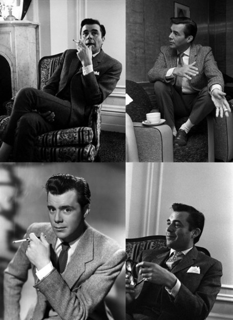 Dirk Bogarde Preppy