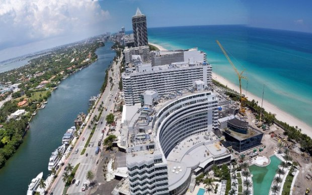 Fontainebleau-Miami-Florida