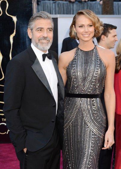 George Clooney:Armani