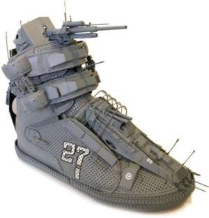 WARSHIP SHOES