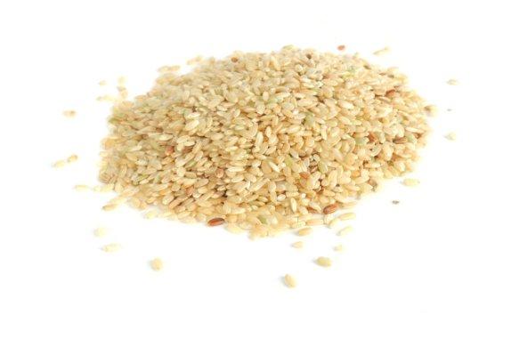 işlenmemiş pirinç