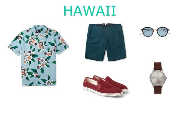HAWAII-KOMBIN