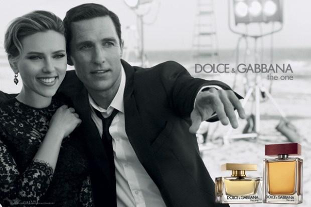 DOLCE&GABBANA perfum