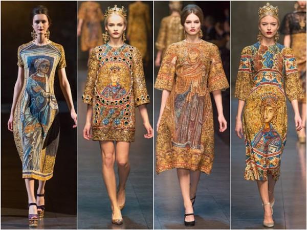 Dolce & Gabbana Fall 2013-001