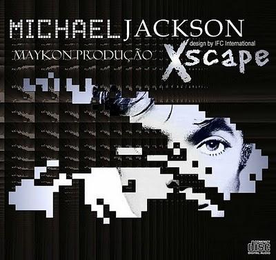 Michael Jackson - Cd's Varios - Xscape_01