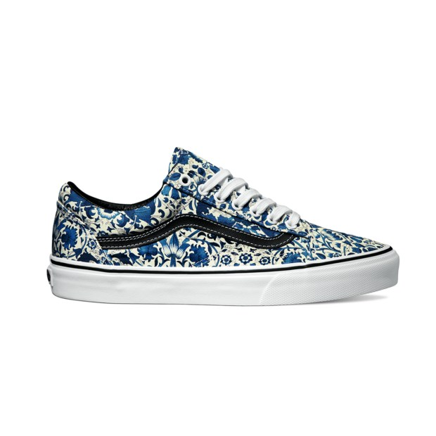 Vans x Liberty Fall 2014_Old Skool_Floral Vines