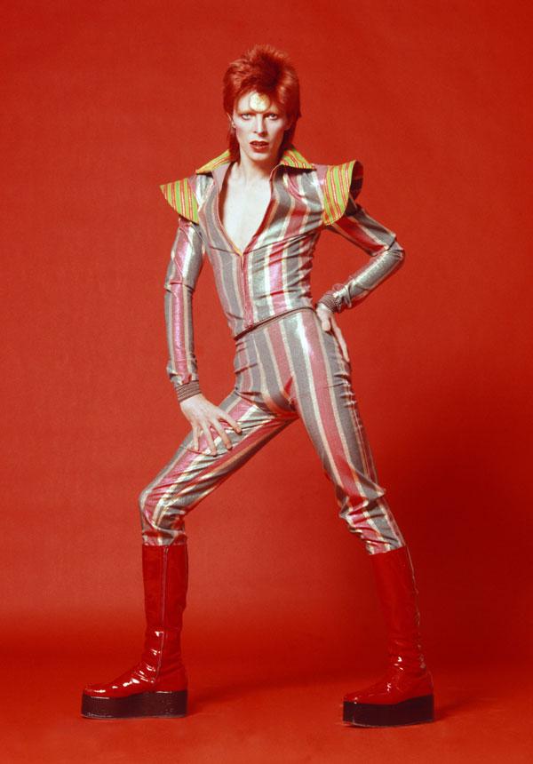 David Bowie 'Ziggy Stardust' Kansai Yamamoto