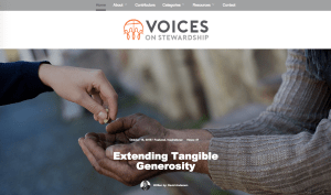 Voices on Stewardship