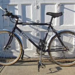 New ride: 1992 Trek 970 Singletrack