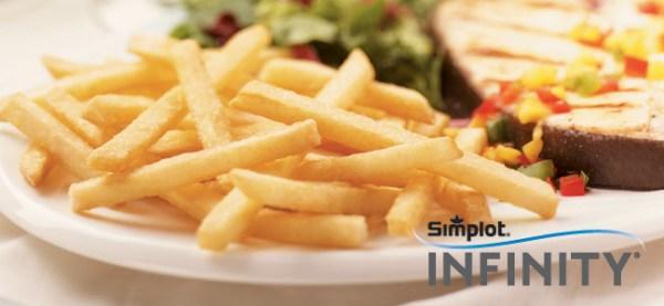 J. R. Simplot french fries