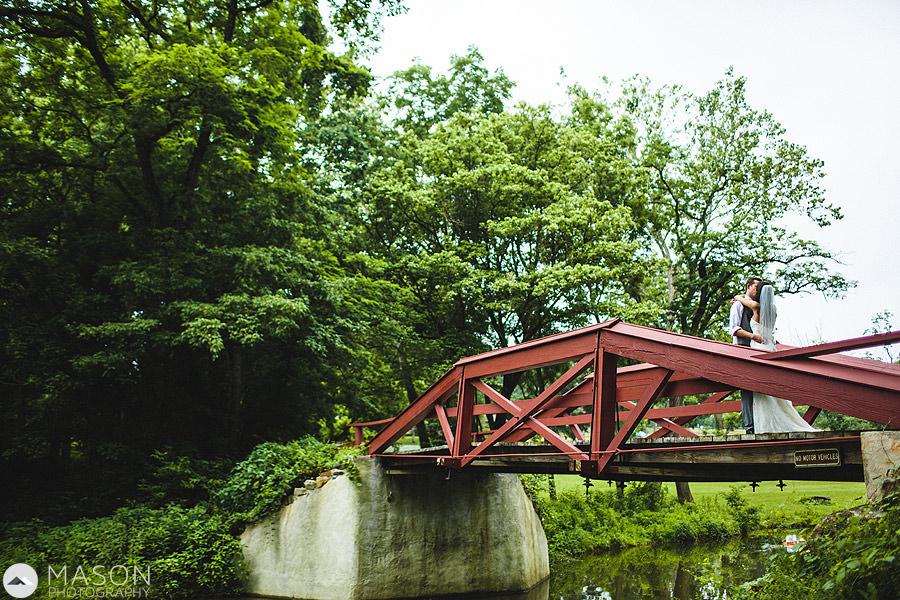 Kyle And Bethanys Washington Crossing Historic Park Wedding Mason Photography