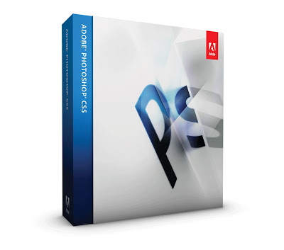 Photoshop CS5 Box