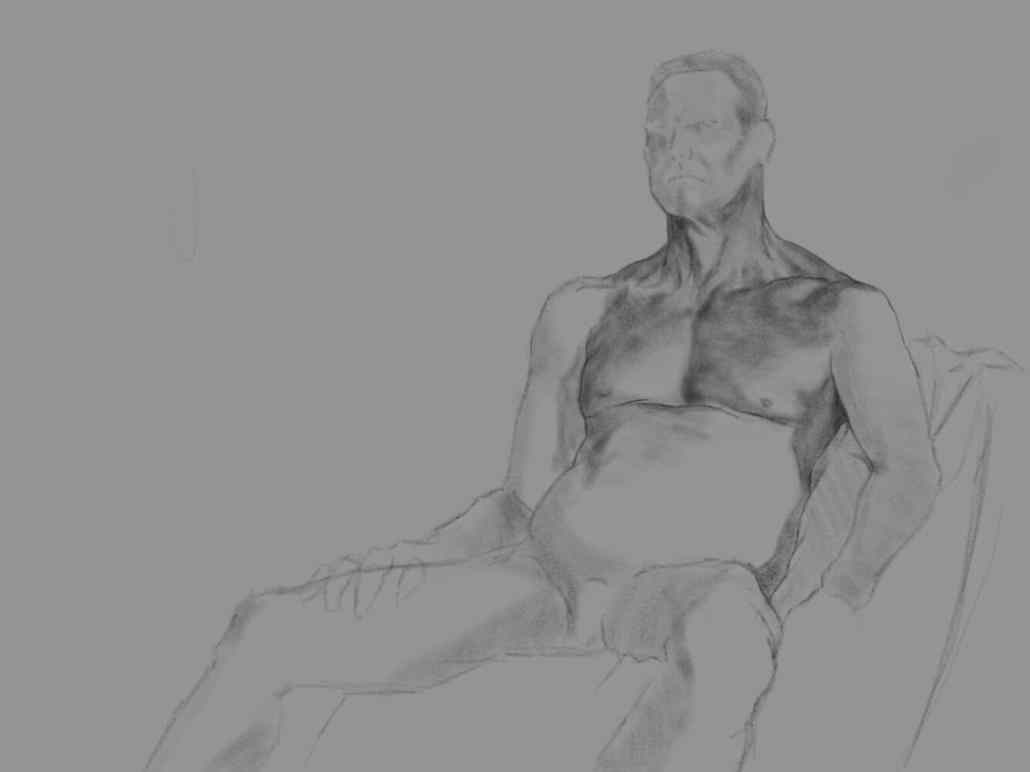 Weber State Figure Drawing Session