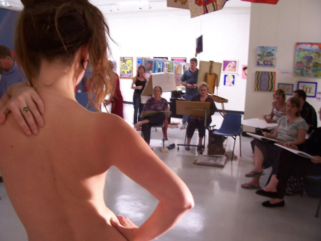 Figure Drawing Art Class