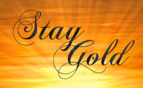 Stay Gold, Twitter
