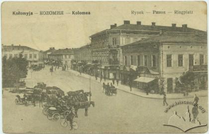 Kolomiya - Turn of the 20th Century