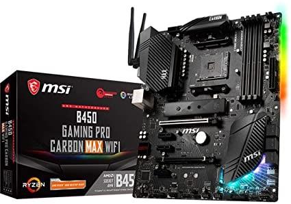 B450 Gaming PRO Carbon MAX WiFi
