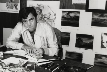 Ralph Bakshi getting it done