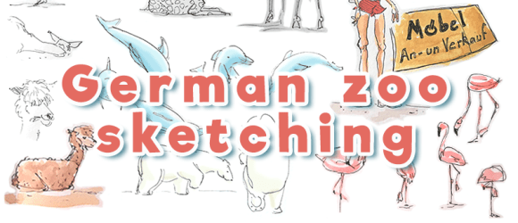 Zoo sketching