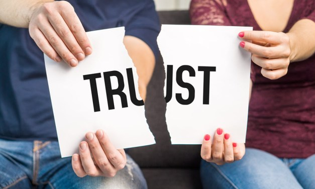 Project management and the no-trust mess