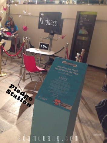 Pledge Station 1000Kindness