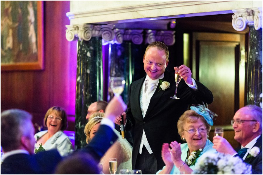 thornton manor wedding toast