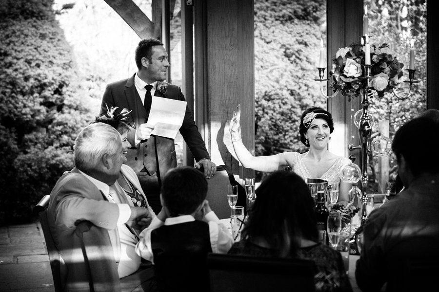 wedding speeches peover